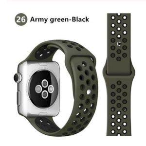 Accessories - ❤️NEW Army Green Black Sport Band For Apple Watch
